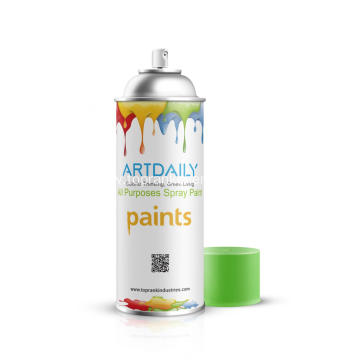 Acrylic Spray Paint for Interior and Exterior