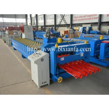 Roof Decking Steel Manufacturing Forming Roll Machine