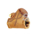 Brass swing check valves