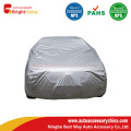 Polyester Silver Car Covers