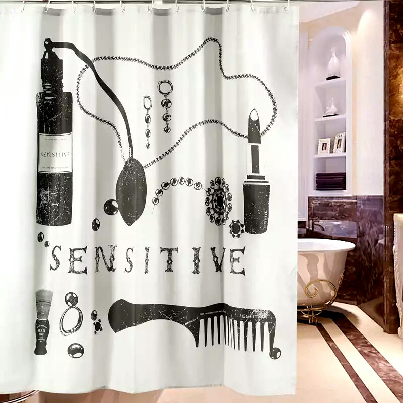 Shower Curtain  Polyester