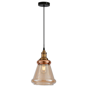 Modern Home Decoration Glass Pendant Lamp