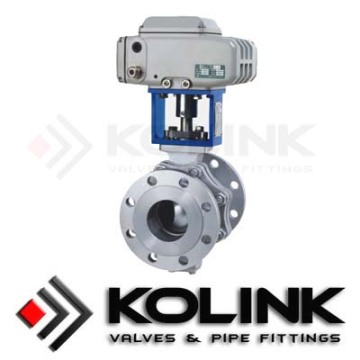 Best Quality for Motorized Ball Valve Supplier Electric Actuated Ball Valve supply to Gabon Factories