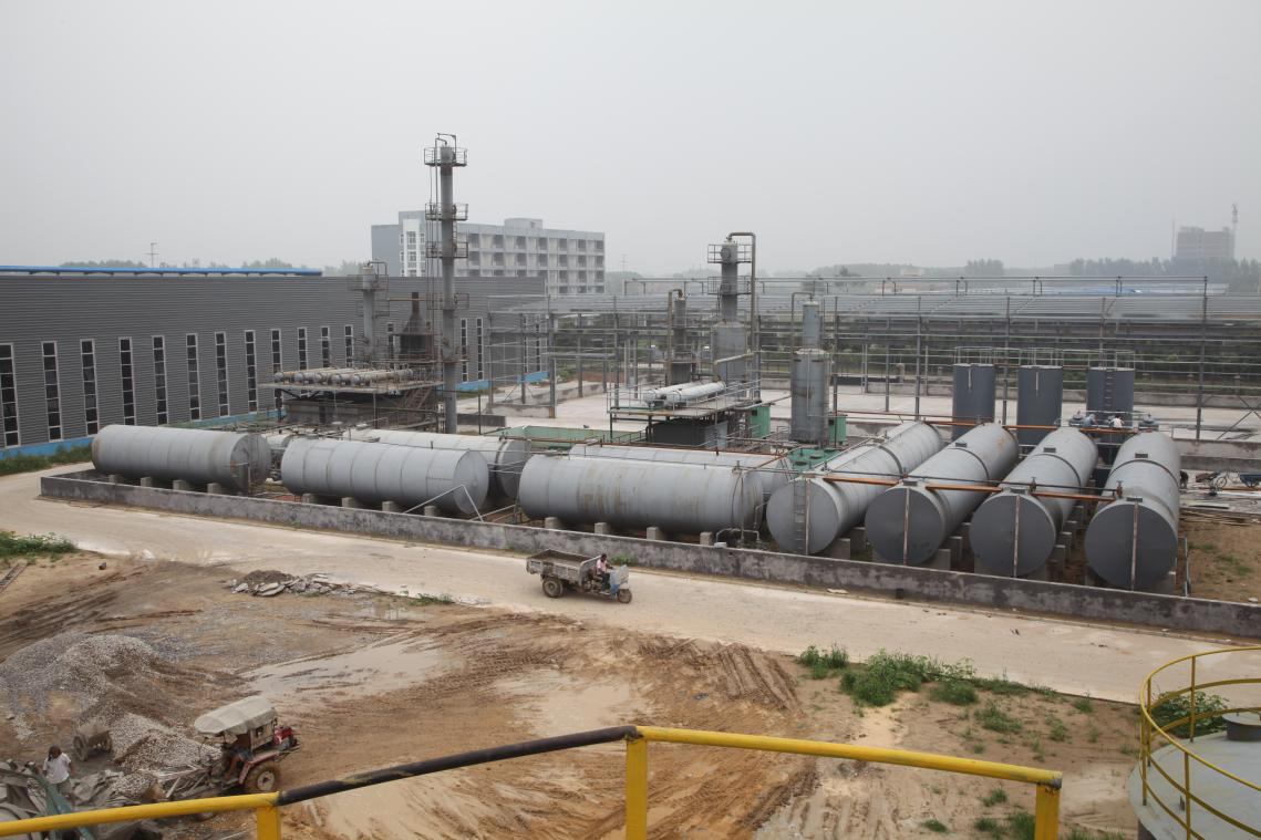 Continuous Waste Engine Oil Distillation Plant