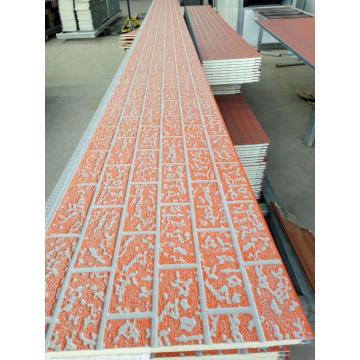Integrated insulated decoration wall panel