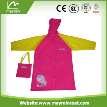 Hot Selling Children PVC Raincoat