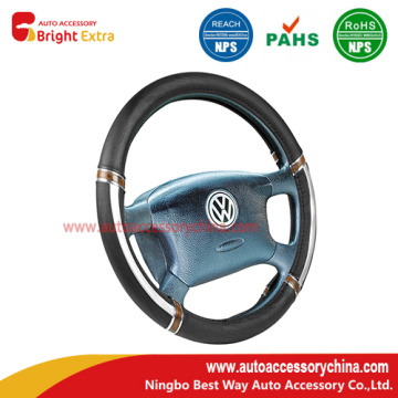 China New Product for China Manufacturer of Wood Grain Steering Wheel Covers,Steering Wheel Cover Repair,Premium Steering Wheel Covers,Classic Car Steering Wheel Covers Universal Steering Wheel Cover Deluxe fits export to Marshall Islands Exporter