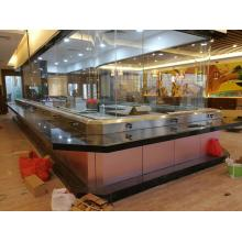 Stainless Steel Conveyor Belt Sushi