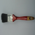 Hot sale wooden handle bristle paint brush set