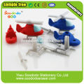 3D Puzzle Stationery Soododo erasers