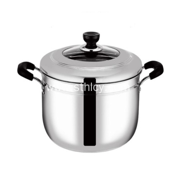 Stainless Steel Multi-functional Japanese Soup Steamer