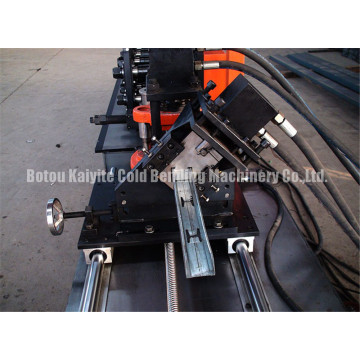 Track And Stud Drywall Light Keel Production Line