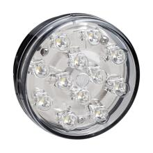Emark Round LED Truck Trailer Backup Reverse Lamps