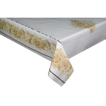 Elegant Tablecloth with Non woven backing Discount