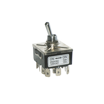 Heavy Duty 12P 2Position Toggle Switches