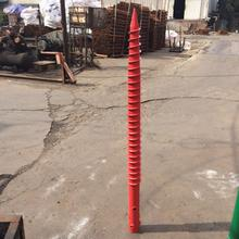 Galvanized Ground Screws Pile
