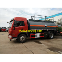 9cbm 4x2 Sodium Hydroxide Delivery Trucks