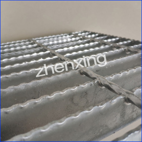 Offshore Platform Reinforced Floor Grating
