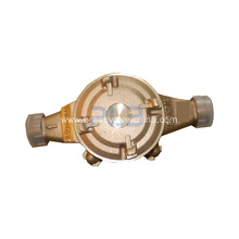 NSF Lead Free Bronze or Brass Awwa C700 Water Meter Body