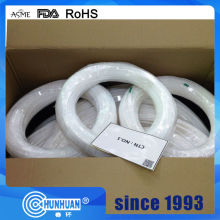 Best Quality for Non-Aging Virgin PTFE Tubing PTFE Extruded Pressed Molded Tubing Pipe supply to Albania Factory