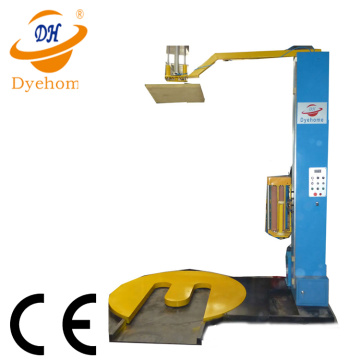 M type automatic pallet wrapper