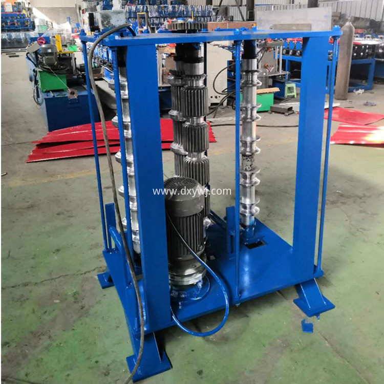 Curving Bending Roll Forming Machine