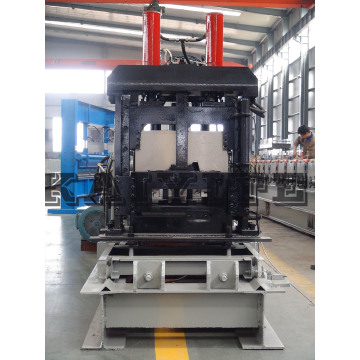 Full Automatic C/Z Exchangeable Purlin Machine