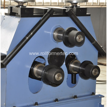 3 rolls bending machine for pipe and profiles