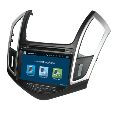 Car DVD Player Android Per Chevrolet Cruze 2015