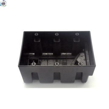 Plastic components for container