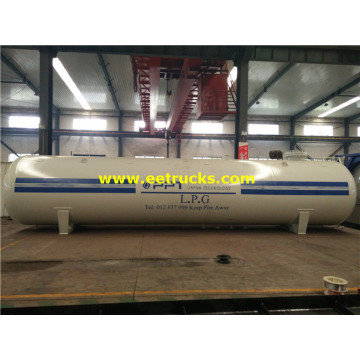 20ton LPG Cooking Gas Storage Tanks