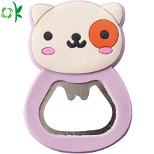 New Products Animal Silicone Bottle Opener for Gift