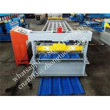 metal roof panel  standing seam roll forming machine