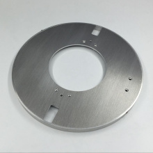 Precision Brushed Aluminum Parts