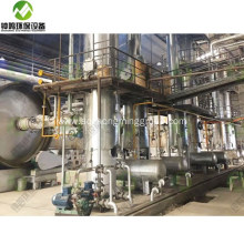Waste Oil Refining to Diesel Equipment