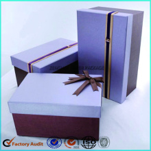 10 Years for Carton Shoe Box Luxury Custom Standard Size Shoe Box export to Moldova Factory