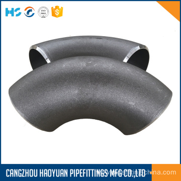 ASTM B16.9 A234WPB 1.5D Carbon Steel Seamless Elbow
