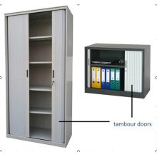 Metal Tambour Door File Cabinet Steel Cupboard