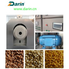 Good Quality for Dog Treats Extruding Line Dog Dental Stick Pet Food Extruder equipment export to Benin Suppliers