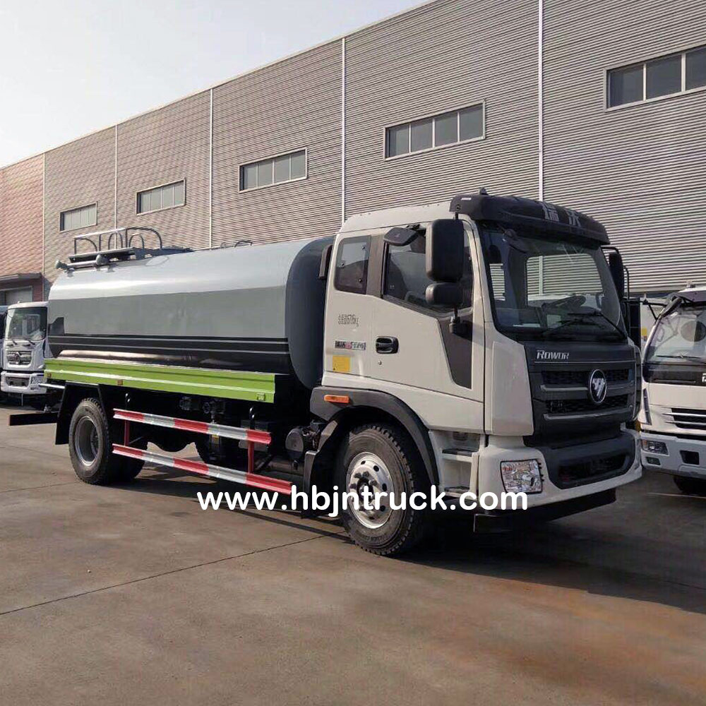 Cheap Water Tank Truck