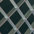 iron wire mesh fence and post