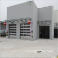 Overhead Glass Garage Door Murah