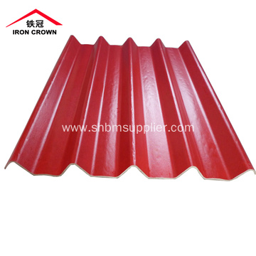 100% Non-asbestos Anti-Aging MGO Roofing Panel