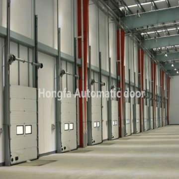 Industrial Overhead Sectional Vertical Lifting Door
