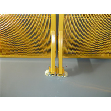 Anti Climb 358 Security Clearvu Wire Mesh Fence