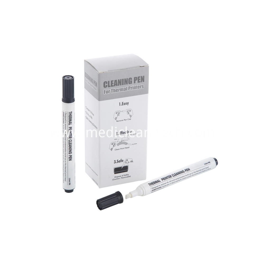 Printhead Cleaning Pens for Thermal Printers
