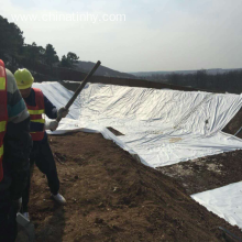 1.5mm HDPE Geomembrane liner for waterproof projects