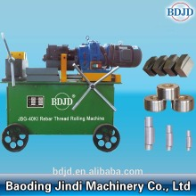 CE certification high quality rebar thread rolling machine