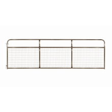 New Design Galvanized Gate For Farm For Sale