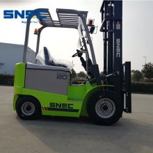 Electrical Forklift 2000KG With Side Shifter